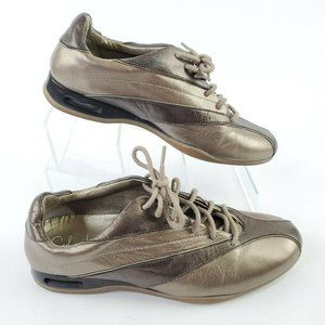 Cole Haan Leather Athletic Shoes Sneakers Lace Up